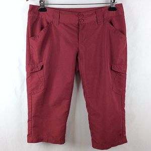 Columbia Omni-Shade Capri Pants Cargo Hiking